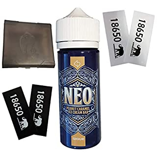 Sique NEO Liquid + 4er Chubby Gorilla Akkubox + 4 Akku Sleeves