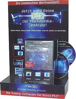 Medio digital media player (PlayStation 2) (B00092F8TC) | Amazon Products