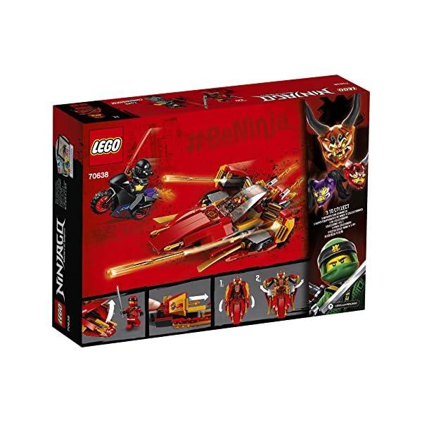 LEGO- Ninjago Katana V, Multicolore, 70638 5 spesavip