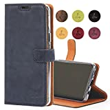 Snakehive Samsung Galaxy S9 Plus Case, Genuine Leather