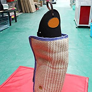 AnGe Manchon de bouchage en feutre Linge de protection en forme de manche Manchon anti-morsure épaissi