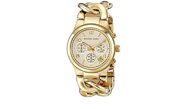 Michael Kors MK3131 Luxus Damen Uhr Armbanduhr Quarzuhr