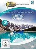 Alberta & Quebec [DVD]