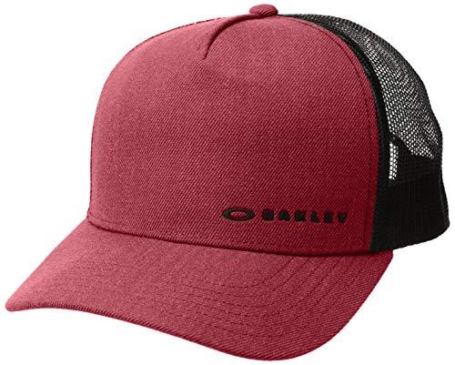 Oakley Gorra Camionero Chalten Iron Rojo Default