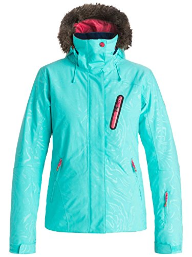 Roxy Jet Ski Jacket (Roxy Damen Jet)