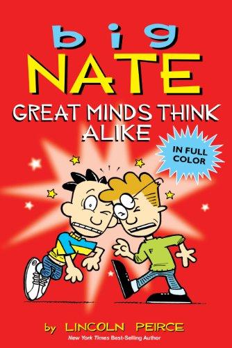 Big Nate: Great Minds Think Alike (English Edition)