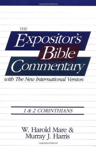 1 & 2 Corinthians by Murray Harris (1996-01-01)