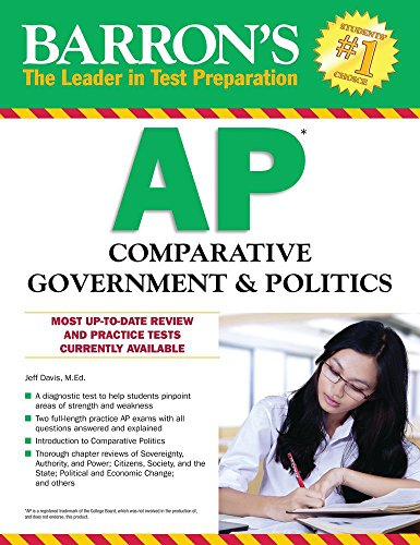 Barron's AP Comparative Government & Politics (Barrons Test Prep)