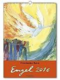 Engel 2016: Postkarten-Kalender · Groß-Format 2016