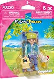 PLAYMOBIL 70030 PLAYMO-Friends Bäuerin, bunt