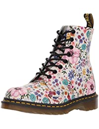 Dr.Martens Womens Pascal Wanderlust 8-Eyelet Leather Boots