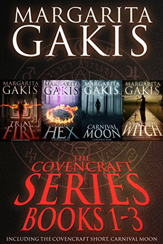 Covencraft Box Set: Trial By Fire, Counter-Hex, Carnival Moon, Double Sided Witch (English Edition) -