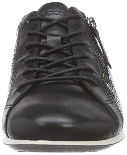 ECCO Touch Sneaker, Scarpe da Ginnastica Donna Nero(Black/Black 51707)
