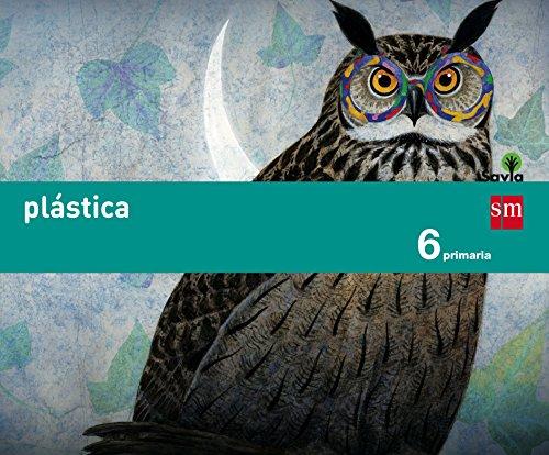 Plástica. 6 Primaria. Savia - 9788467575880 por Félix Conde Miranda