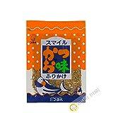 Assaisonnement riz chaud smile furikake katsuoaji FUTABA 40g Japon