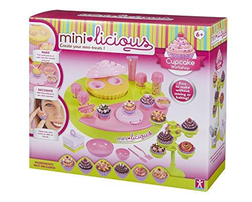 Lansay - 17238 - Jeu d'imitation - Cuisine - Mini-Délices Super Atelier Cupcake