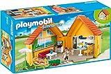 PLAYMOBIL 6020 - Aufklapp-Ferienhaus
