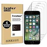 iVoler Verre Trempé pour ASUS ZenFone 2 5.5 Pouces Ze550ml / Ze551ml, Film Protection en Verre trempé écran Protecteur vitre