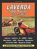 Laverda 500 Twins (Road Test Portfolio)