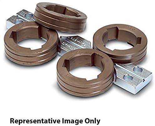Lincoln Electric kp1505 kp1505 kp1505 – 1 16S Kit rodillos-guías, 4R per filo, massiccio, diametro 1.6 mm | Ha una lunga reputazione  | Vendendo Bene In Tutto Il Mondo  | Usato in durabilità  0af74a