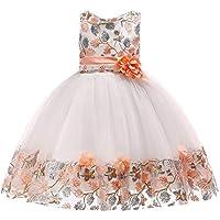 Ropa Bebe Recién Nacido, Btruely Vestido de Novia de la Fiesta Vestido de