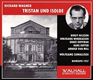 Wagner-Tristan and Isolde (Nilsson/Win