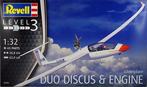 revell-gmbh-03961-gliderplane-duo-discus-e-motore-kit-di-modello-in-plastica-scala-1-32