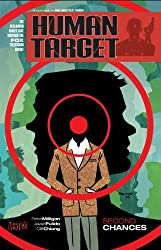Human Target: Second Chances by Peter Milligan (2011-02-22)