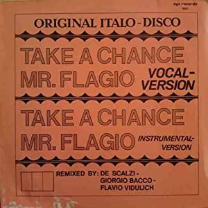 Take a Chance-Tubular Affair [Vinyl Maxi-Single]