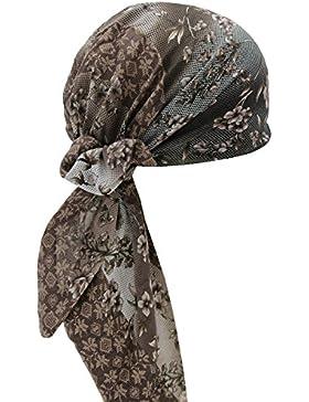 Facil de corbata cabeza bufandas