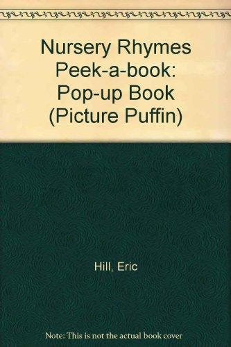 Nursery rhymes peek-a-book.
