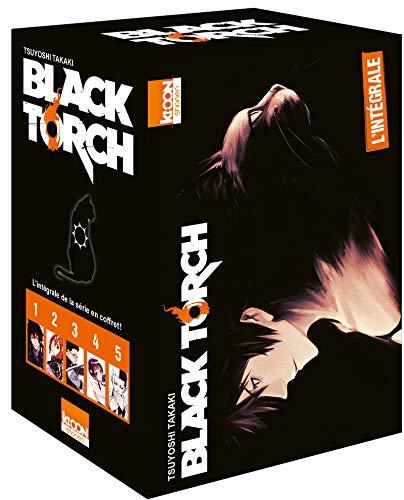 Black Torch Coffret Intégral Tomes 1 à 5