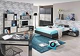 Jugendzimmer, komplett, Set, Jungen, Mächen, Jugendzimmermöbel, Kinderzimmer, Kinderzimmermöbel, Jugendmöbel, Rauch, Kindermöbel, Kleiderschrank, Bett