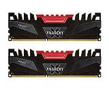 PNY Anarchy Red DDR32x 4GB 2400MHz CL11(13/1)