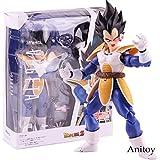 SHF SHFiguarts Dragon Ball Z Végéta Action Figure PVC Collection Modèle Jouet