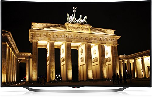 LG 55UC970V 139 cm (55 Zoll) Curved Fernseher (Ultra HD, Triple Tuner, 3D, Smart TV)