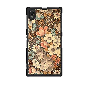 CanvasFlower Case for Sony Xperia Z4