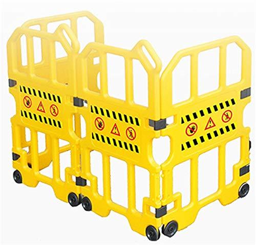 OTO Leitplanke für Aufzugswartungsanweisungen - Wartungszaun - PE-Schutzplanke - für Straßensperren, medizinische Aufzüge, Lastenaufzüge, Fahrzeugaufzüge, Personenaufzüge