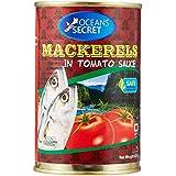 Oceans Secret Mackerel in Tomato Sauce, 425g