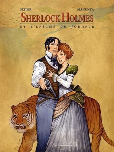 Sherlock Holmes et l énigme du Jodhpur