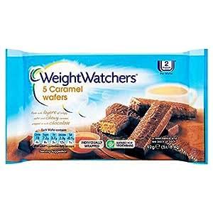 weight watchers caramel wafer 5 x 18 4 g. Black Bedroom Furniture Sets. Home Design Ideas
