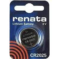 CR2025 Batteria Pulsante / Litio 3V / per Orologi, Torce,