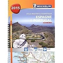 Atlas Espagne & Portugal 2015 Michelin