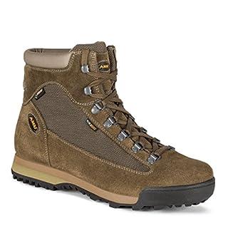AKU M Slope GTX - Olive - EU 43 / UK 9 / US 9.5 - Mens waterproof versatile Gore-Tex® mountainsports shoe