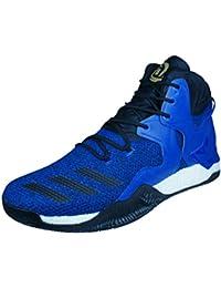 hot sale online 7bc31 05e98 adidas D Rose 7 - Zapatillas de baloncesto para Hombre, Gris - (GRPUCH