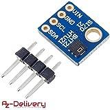 AZDelivery  GY-21 HTU21 Feuchtigkeit und Temperatur Sensor für Arduino