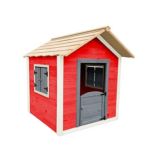 Home Deluxe - Spielhaus - Das Kleine Schloss - inkl. komplettem Montagematerial