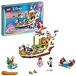 LEGO 41153 Disney Princess La barca della festa reale di Ariel LEGO