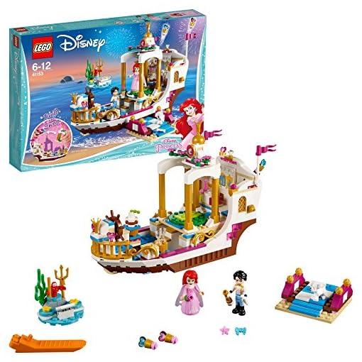 Lego-Disney-Princess-Barca-della-Festa-Reale-di-Ariel-41153