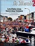Telecharger Livres MONDE 2 No 246 du 01 11 2008 LES ETATS UNIS FACE A LEUR HISTOIRE APRES 8 ANS DE PRESIDENCE BUSH TELE TINA FEY ET JON STEWART HUMORISTES EN CAMPAGNE HERBIE HANCOCK MILES OBAMA ET MOI 1918 1920 LA PAIX A MARCHE FORCEE (PDF,EPUB,MOBI) gratuits en Francaise